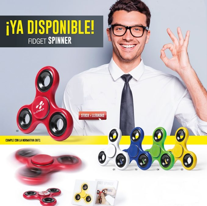 Spinner con el logo de su empresa